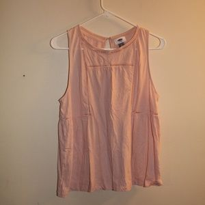 Old Navy Pink Tank Top Large Petite